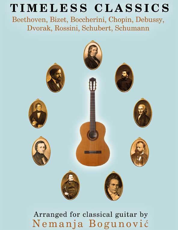 Timeless Classics, sheet music e-book