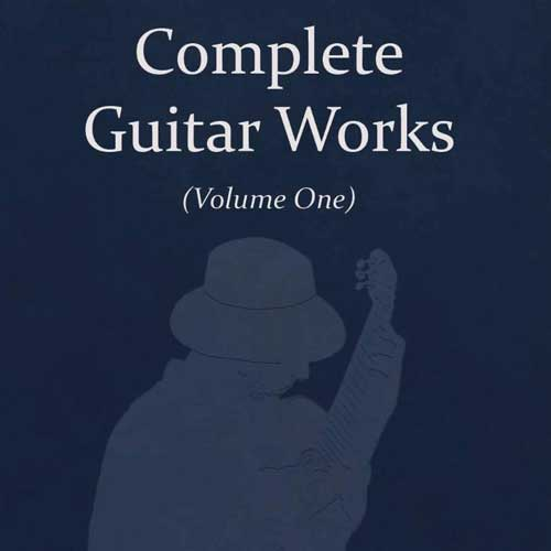 Complete Guitar Works, Sheet Music with Tab e-book