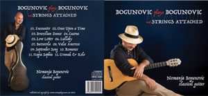 Bogunovic plays Bogunovic with Strings Attached